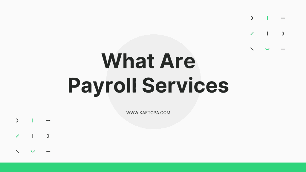 company payroll service for small businesses in Canada